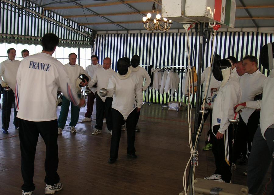 Explication du champion intervenant lors d'un formation, d'une opération d'incentive ou une opération de team building
