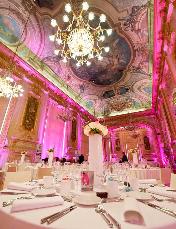 décoration et restauration de gala lors d'opérations de team building, d'incentive ou événement sur le thème de l'escrime